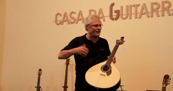 Palestra sobre a Construção da Guitarra Portuguesa