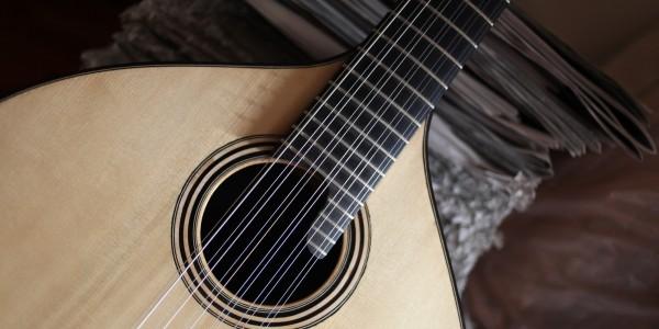 Guitarra Portuguesa de Coimbra por Alfredo Teixeira Casa da Guitarra Porto