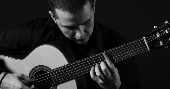 Roberto García Hernández -casa da Guitarra