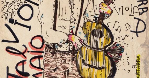 Viola - Um Recital Casa da guitarra