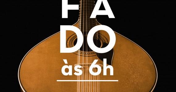 """Fado às 6 Concerto de fado porto fado oporto ado às 6h"""" é um espectáculo de fado tradicional, com duração aproximada de 60 minutos. A música é acompanhada com um Porto, servido no intervalo. De Segunda a Sábado – Sessão às 18hado às 6h"""" é um espectáculo de fado tradicional, com duração aproximada de 60 minutos. A música é acompanhada com um Porto, servido no intervalo. De Segunda a Sábado – Sessão às 18h"""