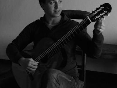 Guitarra Ricardo Pons