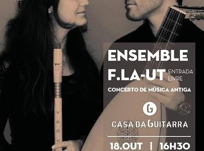 Concerto de Música Antiga - Ensemble F.la-ut