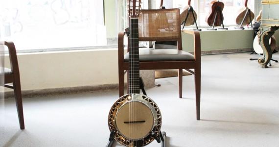 Viola Banjo Casa da Guitarra Porto