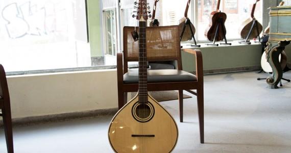 bozouki português Casa ada Guitarra Porto