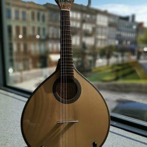 Guitarra Portuguesa artimuisca modelo porto