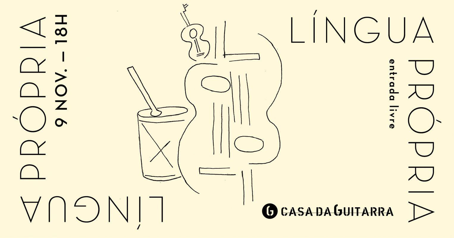 Língua Própria é um projecto musical que, partindo do cancioneiro tradicional português, procura reinventar cantares e tocares populares, trazendo-os para o mundo dos cordofones, da voz e percussões portuguesas.