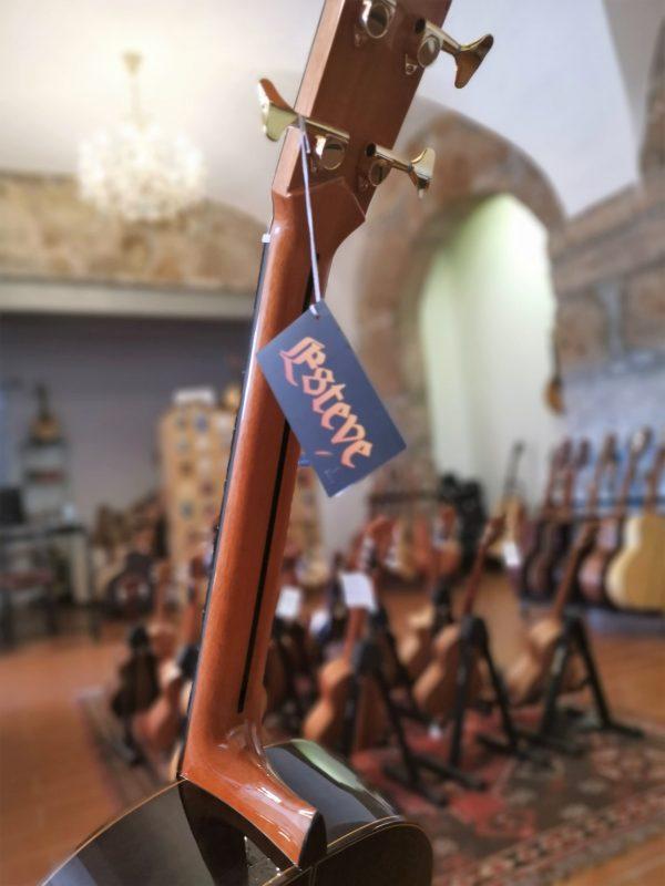 Acoustic Bass Esteve PS75 tag