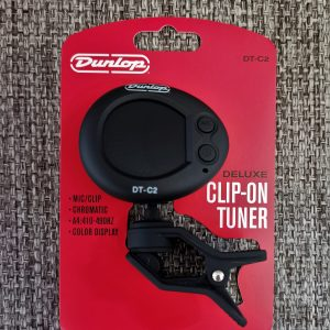 DUNLOP DELUXE CHROMATIC TUNER DTC2