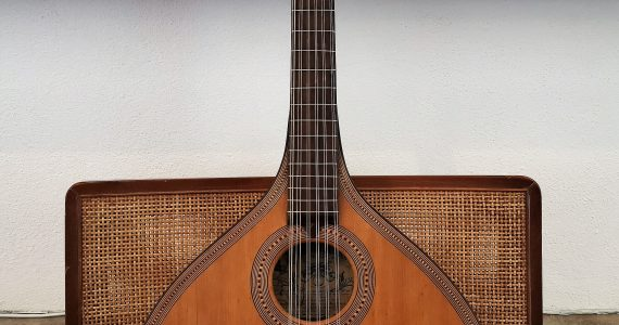 Guitarra Portuguesa António Duarte