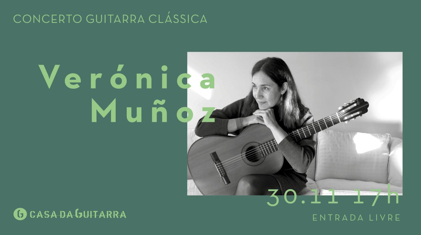 """Verónica Muñoz regressa à Casa da Guitarra para apresentar o seu novo trabalho, """"Silencio y Remolino"""", num concerto que tem um propósito simples, essencial, o de ir ao encontro da canção no seu estado puro."""
