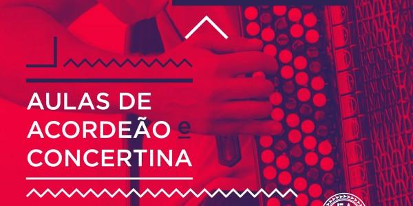 Aulas de Acordeão Neste ano lectivo de 2016-2017, a EAMP oferece-lhe a possibilidade de ter aulas de acordeão e concertina. Inscrições abertas!Contactos através do site casa da guitarra Porto