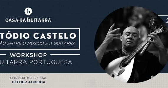 Nesta aula magistral vai ser abordada a relação entre a inovação técnica do mestre Custódio Castelo e a execução expressiva e pessoal da guitarra portuguesa.