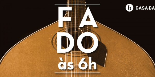 """Fado às 6h"" é um espetáculo de fado tradicional, com duração aproximada de 60 minutos. A música é acompanhada com um Porto, servido no intervalo. Quintas-feiras, sextas- feiras e Sábados – Sessão às 18h Informações ou reservas, por favor contactar 222 010 033 ou geral@casadaguitarra.pt Casa da Guitarra Porto Fado às 6 is a performance of traditional fado music, that takes approximately 60 minutes. It is accompanied by a glass of Port served during the interlude. Thursdays, Fridays and Saturdays, at 6pm. For information or reservations, please contact 222 010 033 or geral@casadaguitarra.p Casa Guitarra porto fado oporto"